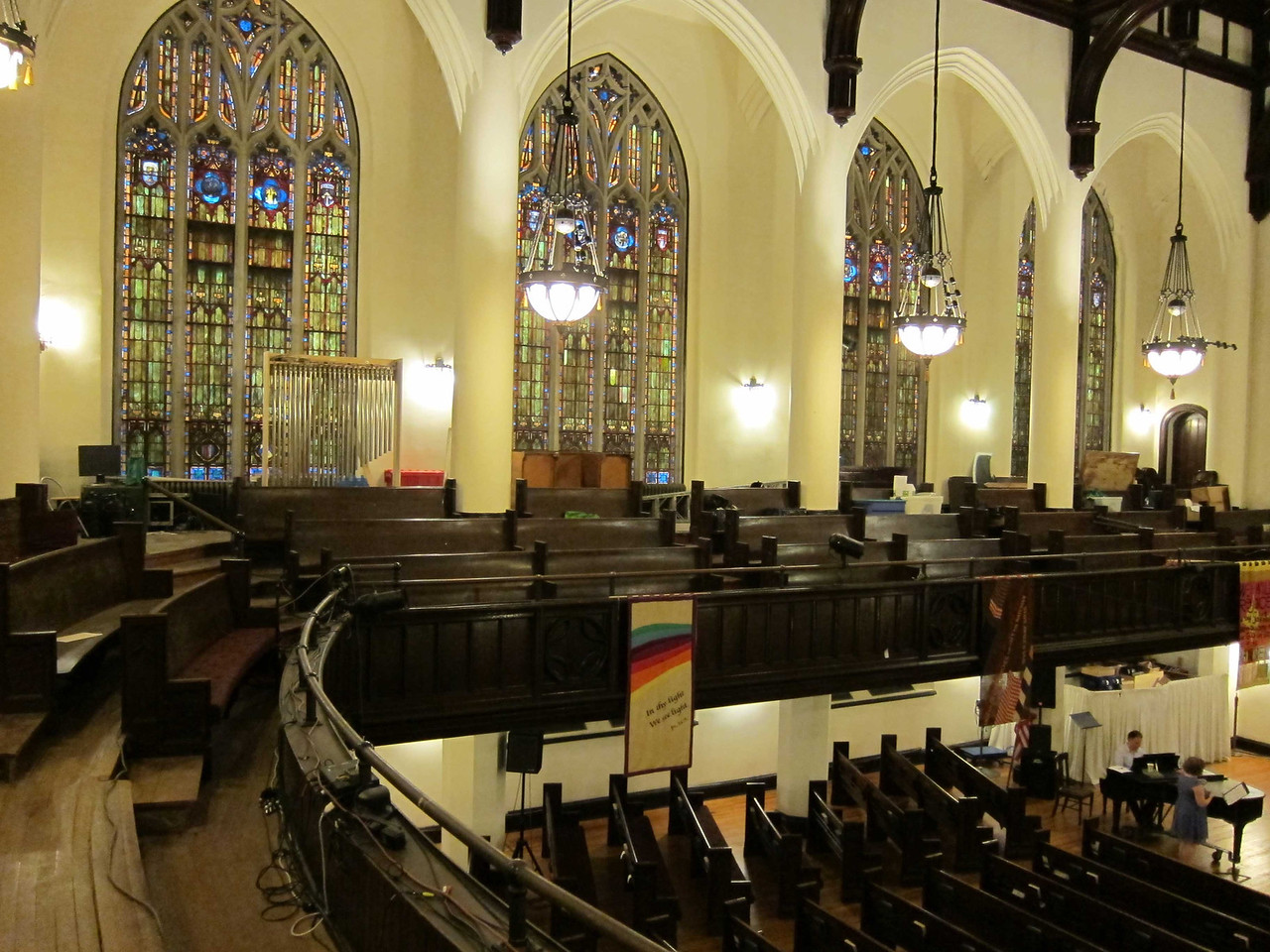 Broadway Presbyterian Church_2013-10-04_4337_balcony side seating along south wall
